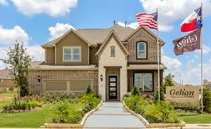 Magnolia Floor Plan   Gehan Homes
