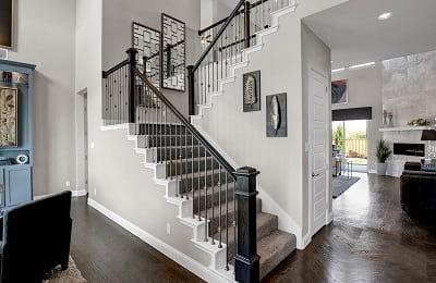 Gehan Homes Oriole Stairway