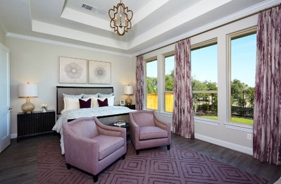 Gehan Homes Cardinal Master Bedroom