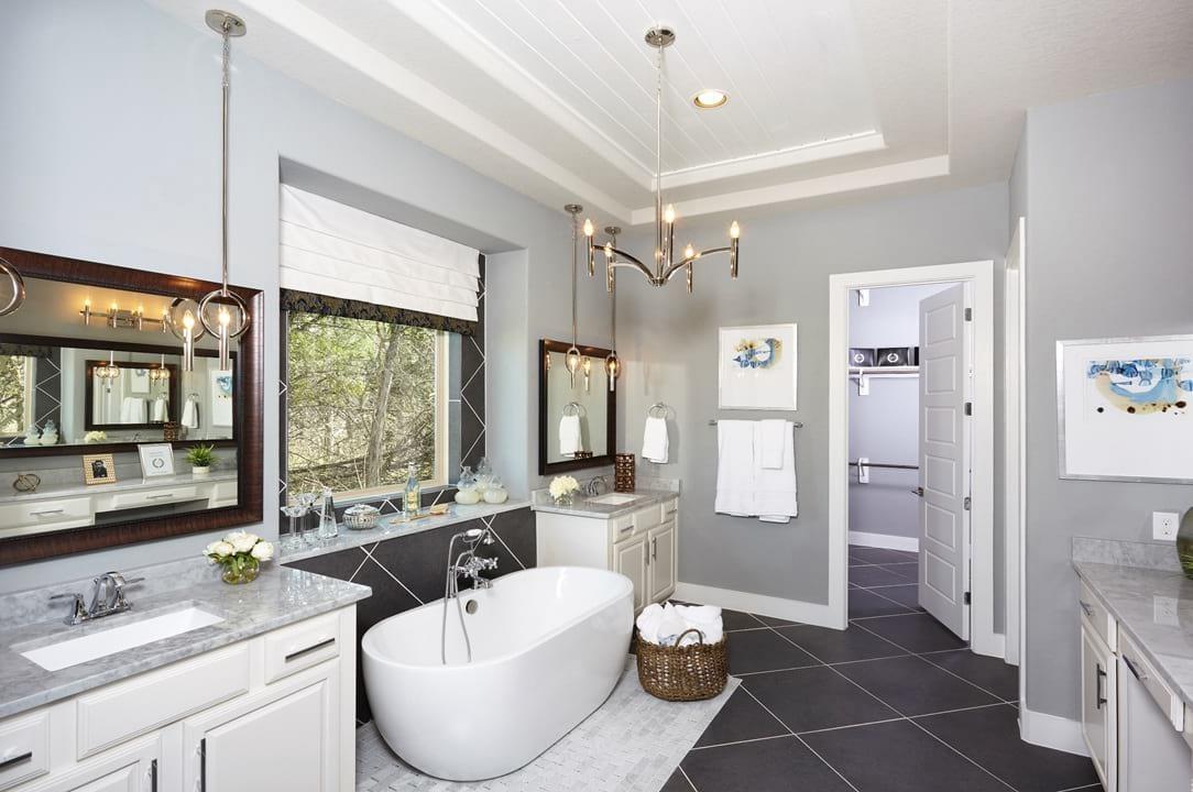 New Homes for Sale – Gehan Homes   Bathroom Gallery