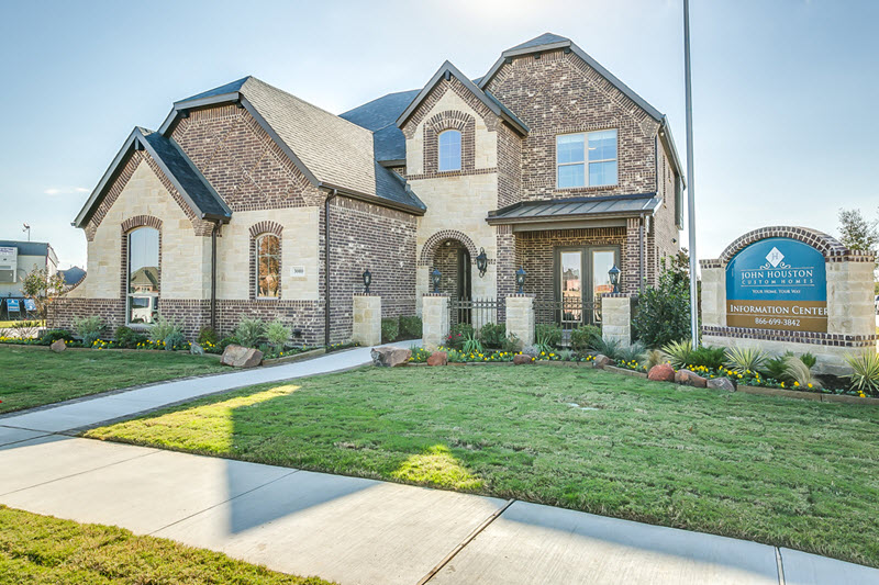Model Home Photos In Dallas Fort Worth Waco Tx John Houston
