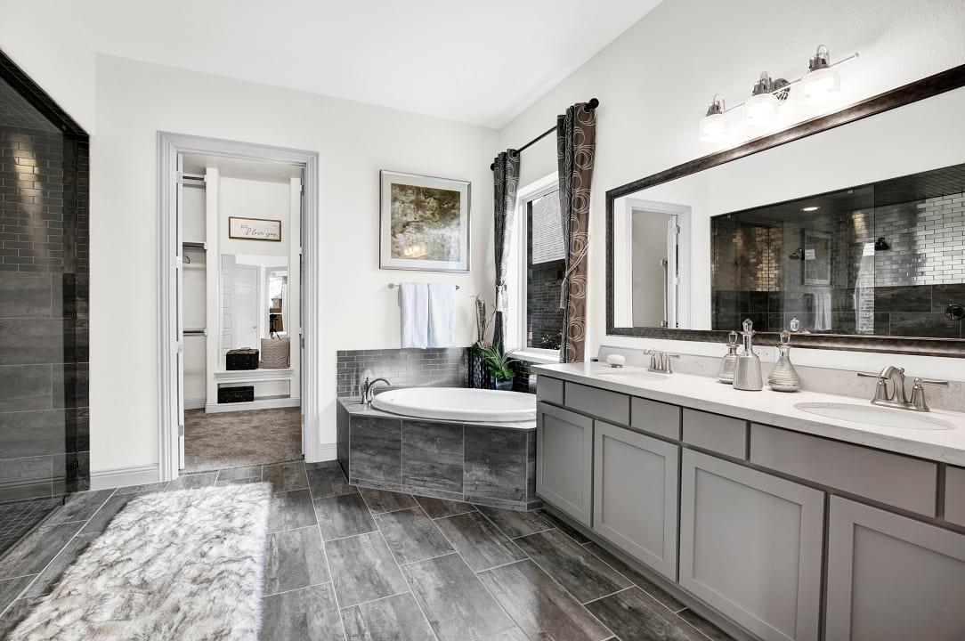 Impressive Master Bathroom Plans Free