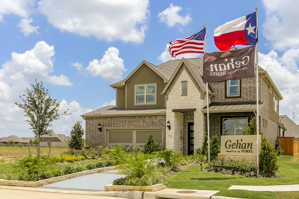 Gehan Homes Opens in Spring Texas