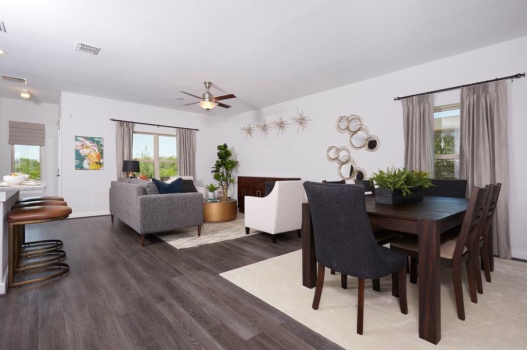 Meyerson Floor Plan Gallery Gray Point Homes