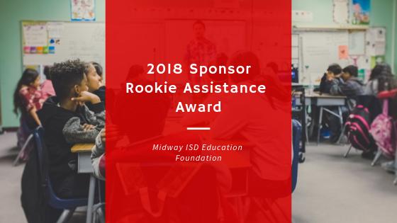 2018 Sponsor Rookie Assistance Award.png