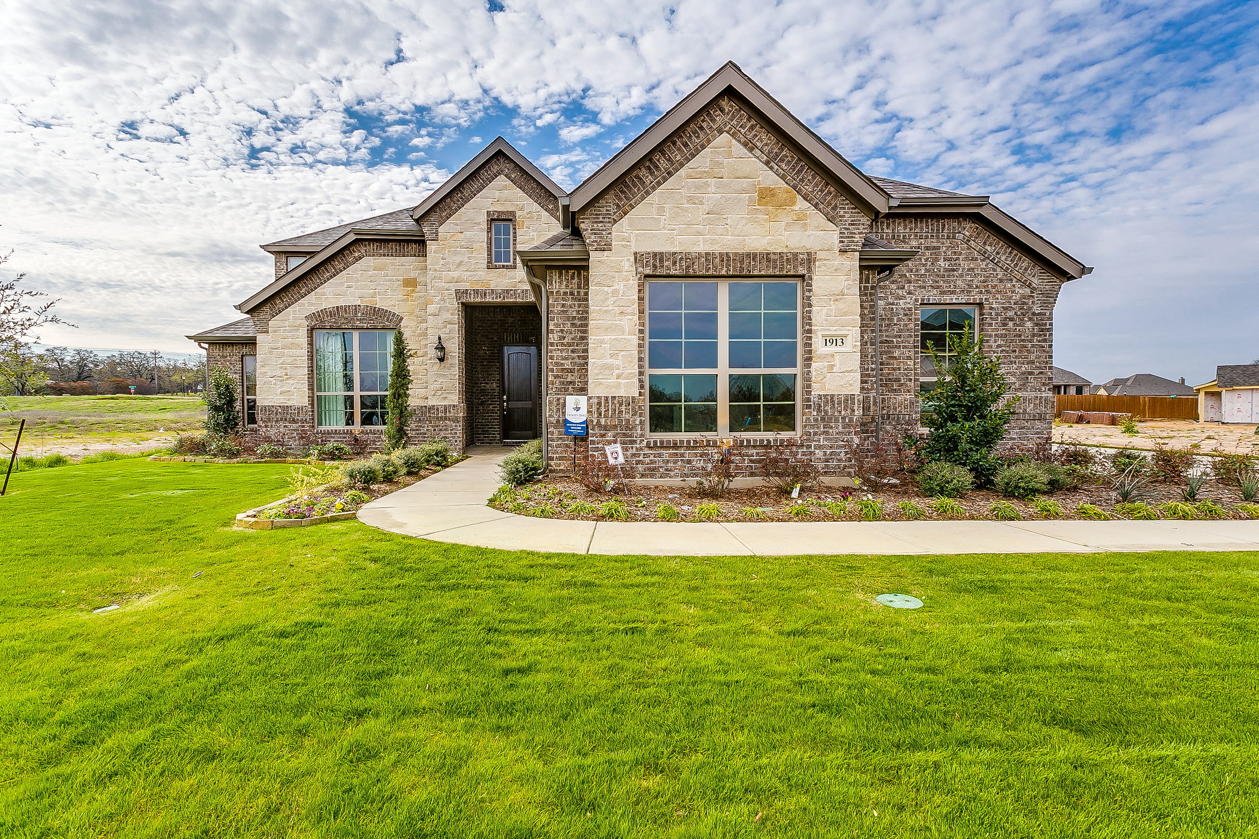 1913 Silver Falls - New Home for Sale in Burleson - 2