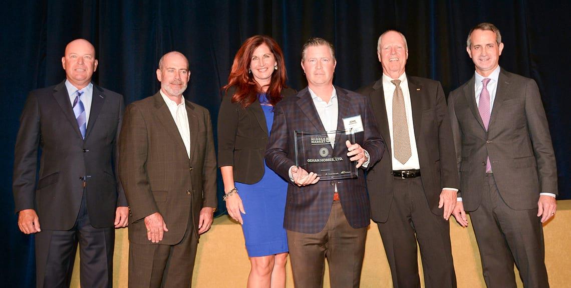 Dallas Business Journal Award - 2016