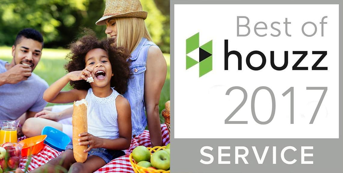 Houzz Service Award - 2017