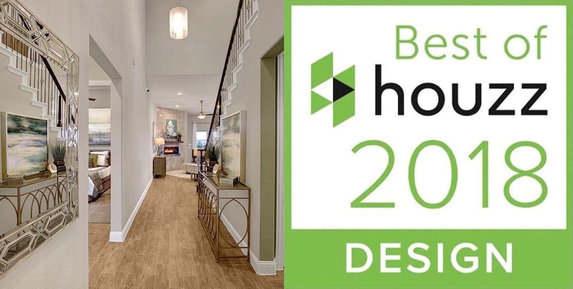 Houzz Design Award - 2018
