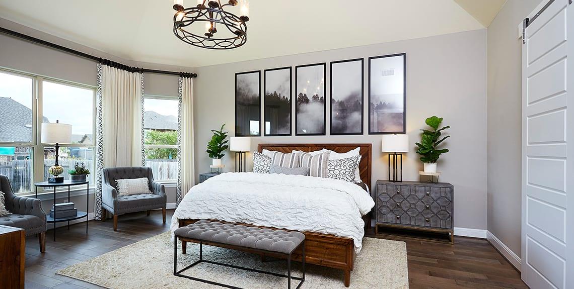 Villanova Master Bedroom - Avalon