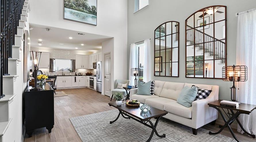 Latitude Living Room - Verona