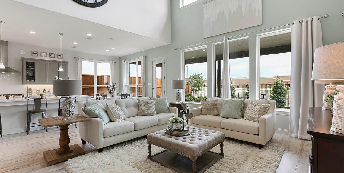Stanford Living Room - Hawkins Meadows