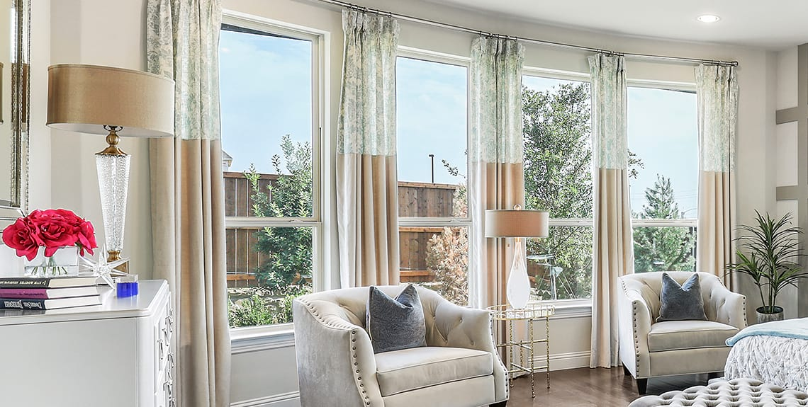Rome Curtains - Stonegate